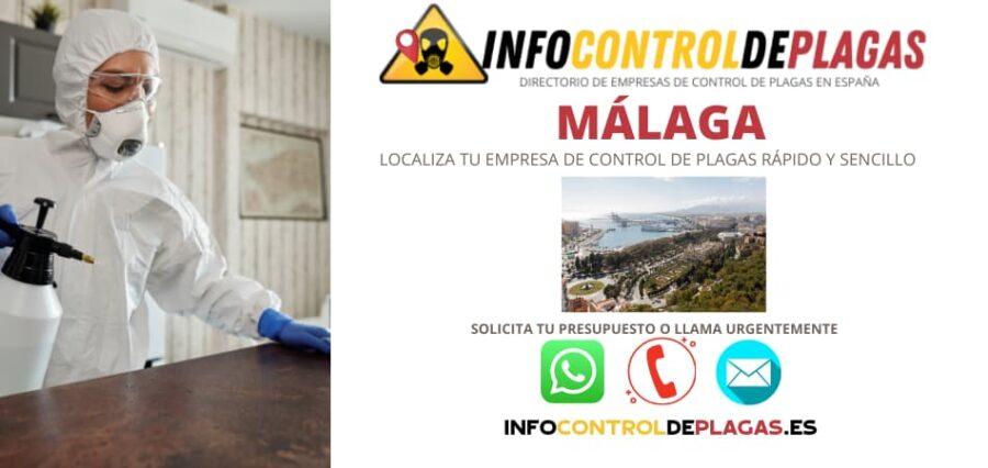 Control de plagas Malga