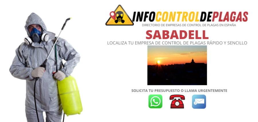 Las mejores empresas de fumigación y control de plagas en Sabadell
